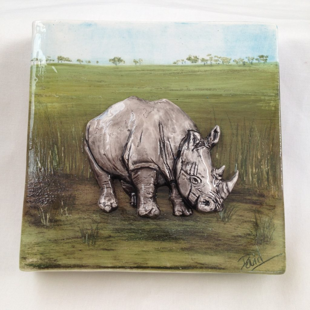 Big 5 & Safari Mini Canvas
